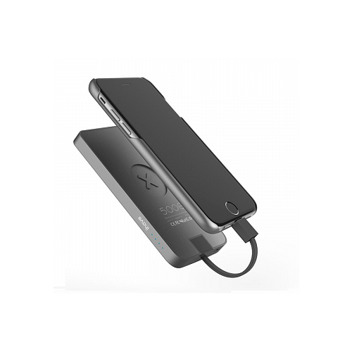 Power bank iHave X-series Magnetic Smart 5000mAh + накладка iPhone 6/6S